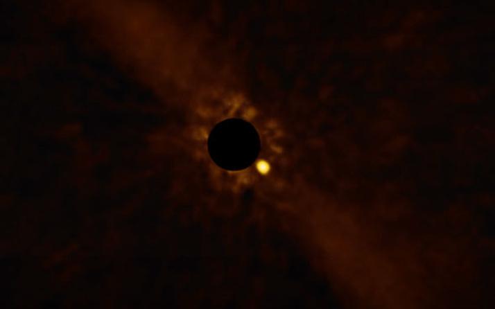 63 ışık yılı uzaklıkta yeni bir gezegen gözlemlendi