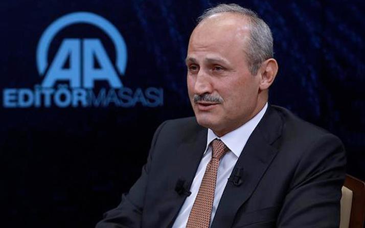 Bakan Cahit Turhan'dan flaş Kanal İstanbul açıklaması