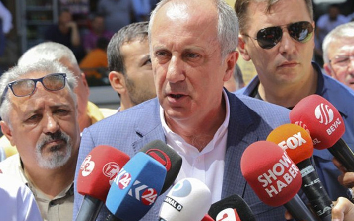 Muharrem İnce'den 'İstanbul adaylığı' sorusuna yanıt!