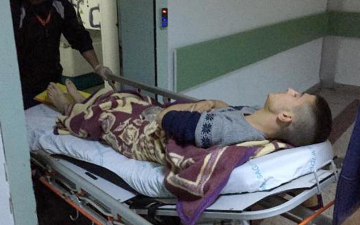 Samsun'da bekar evine silahlı saldırı: 2 ağır yaralı