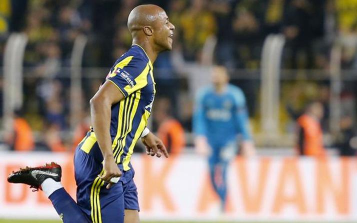 Ayew Fenerbahçe'de kalabilir