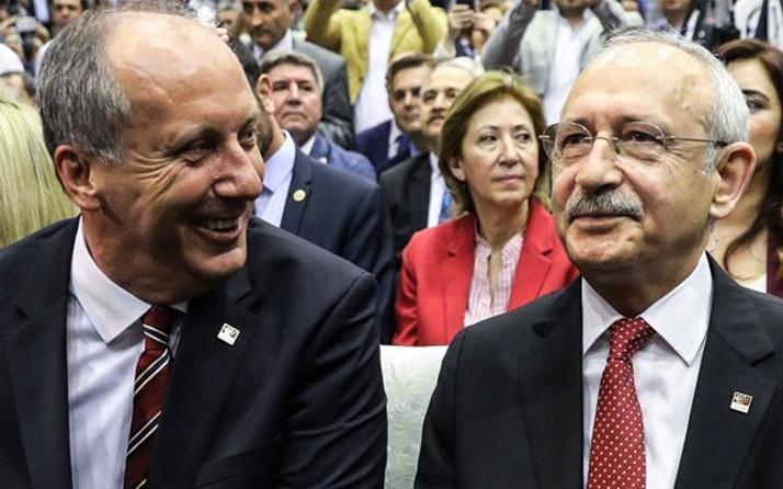 Kılıçdaroğlu'nun Muharrem İnce planı ifşa oldu işte o plan