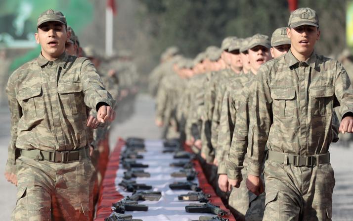 Askerlik düşecek mi askerlik süresi güncellendi son haber