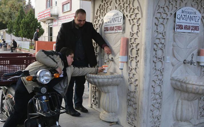 Gaziantep Belediyesi her gün 5000 kişiye çorba dağıtıyor