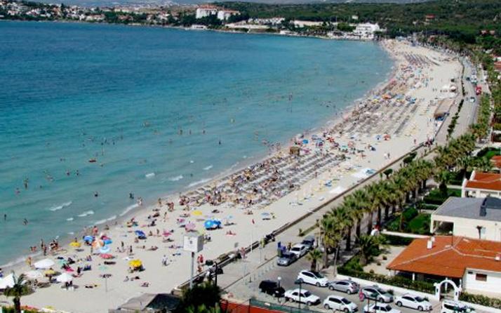 Tatilcilere Ilıca Plajı müjdesi! Başkan Dalgıç açıkladı