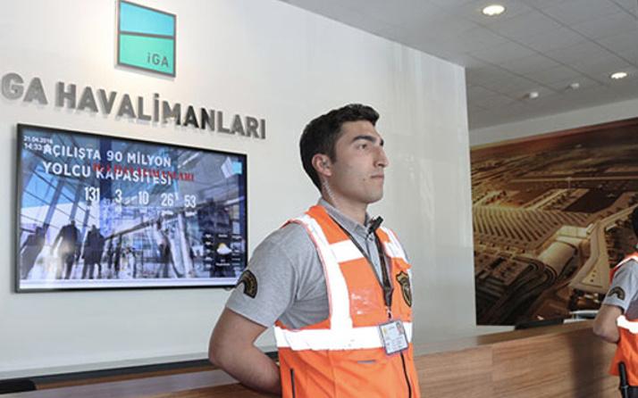3. havalimanı işe alımlar ne zaman İGA 2019 takvimi