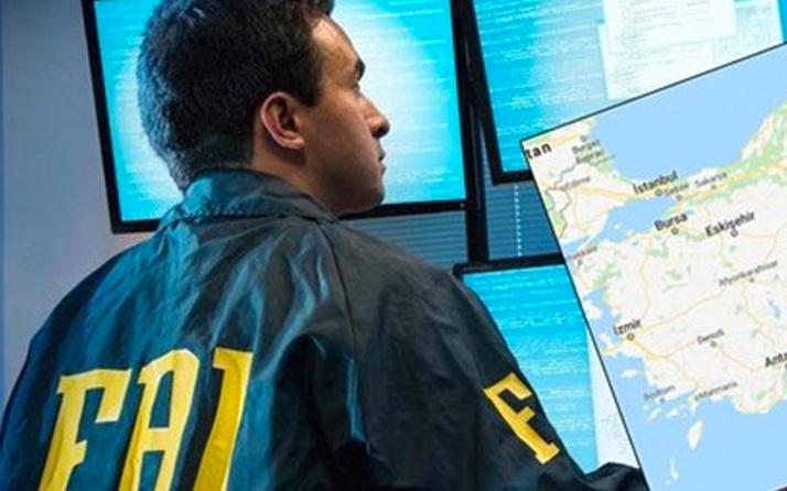 FBI tespit etti Samsun'da gözaltına alındı