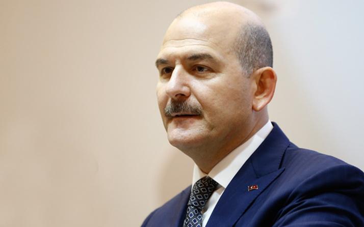Süleyman Soylu'dan dikkat çeken açıklama: 95 kişi katıldı