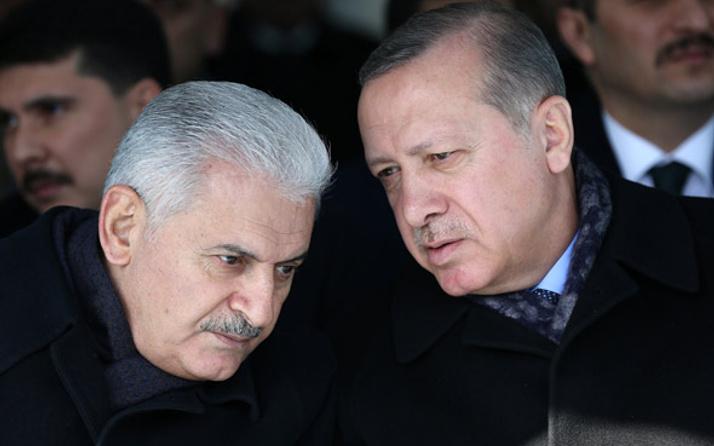 Cumhurbaşkanı Erdoğan ile Yıldırım bir araya geliyor