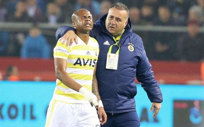Ayew'den Fenerbahçe'ye kötü haber