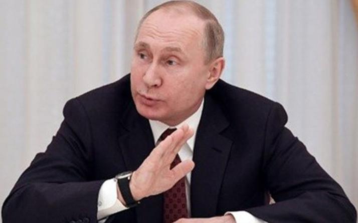 Putin'den Ukrayna'nın sıkıyönetim kararı sonrası ilk açıklama