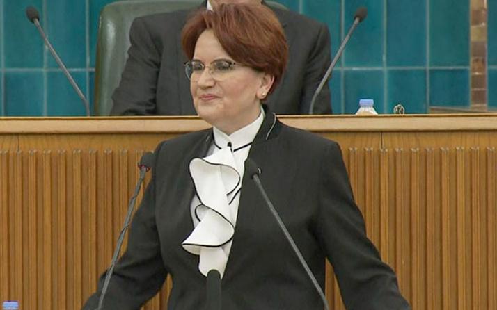 Akşener: Milletimiz şaşmaz ferasetiyle bugünleri gördüğü için AK Parti'yi kurdu