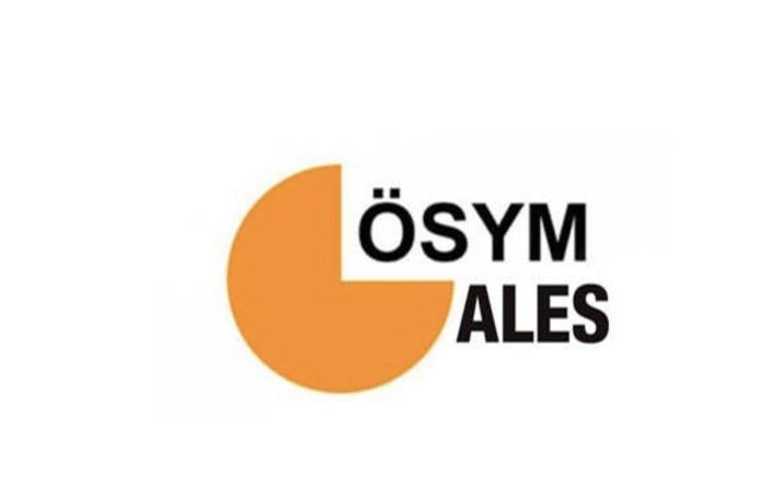 ALES sonuçları açıklanıyor ÖSYM 18 Kasım ALES sonucu sorgulama