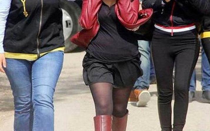 Kadın polislere fuhuş yaptıran kadın polis şoku: Bıktım ihtiyarlardan