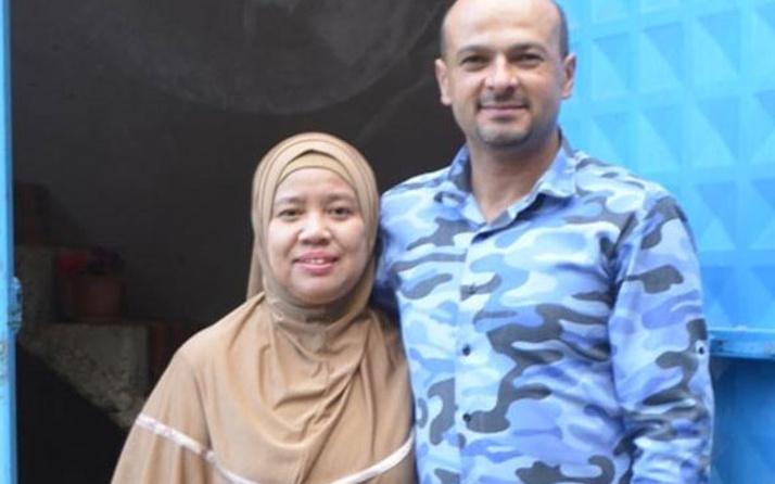 Endonezya'dan Türkiye'ye uzanan aşk hikayesi