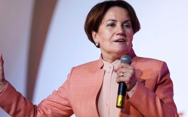 Mansur Yavaş'ın Ankara adaylığı için Meral Akşener'den flaş sözler