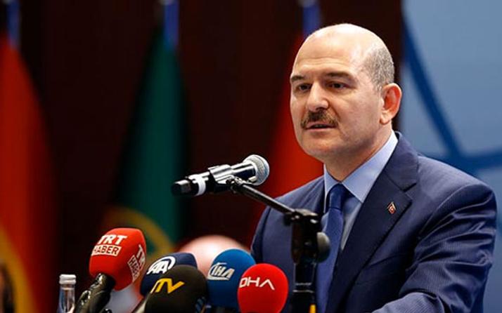 Süleyman Soylu: 251 bin 794 düzensiz göçmen yakalandı