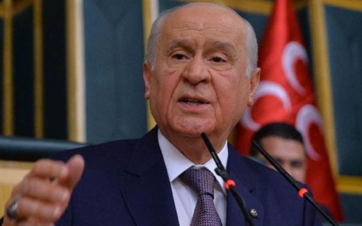 MHP Genel Başkanı Devlet Bahçeli'den Fenerbahçe değerlendirmesi