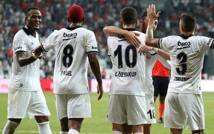 Beşiktaş'a Malmö maçında beraberlik yetiyor
