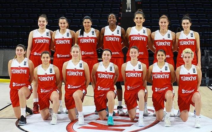 İşte Avrupa Kadınlar Basketbol Şampiyonası'nda Türkiye'nin rakipleri
