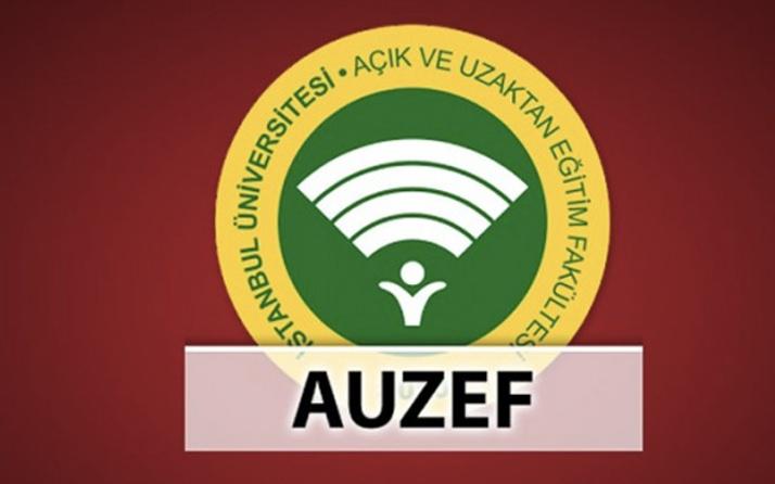 AUZEF sonuçları açıklanıyor TC ile sorgulama sayfası