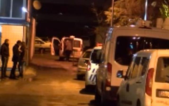 Üsküdar'da holdingin bahçe duvarına bomba koyan terörist yakalandı