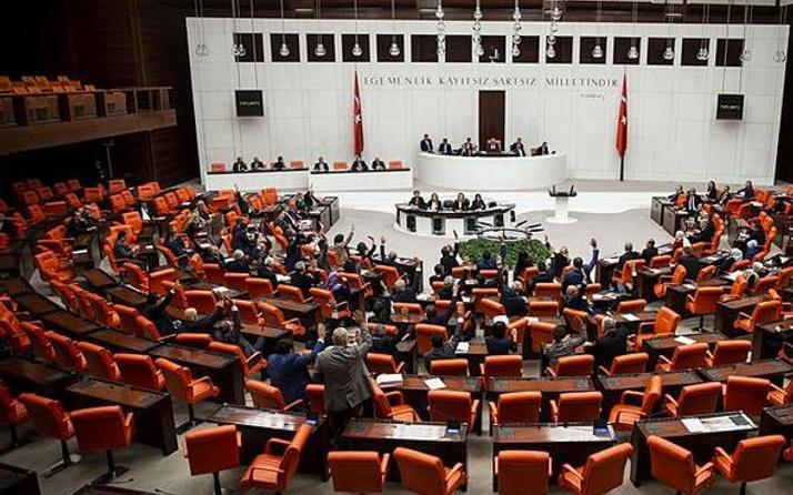Yeni fezlekeler mecliste dosya sayısı 61'e ulaştı