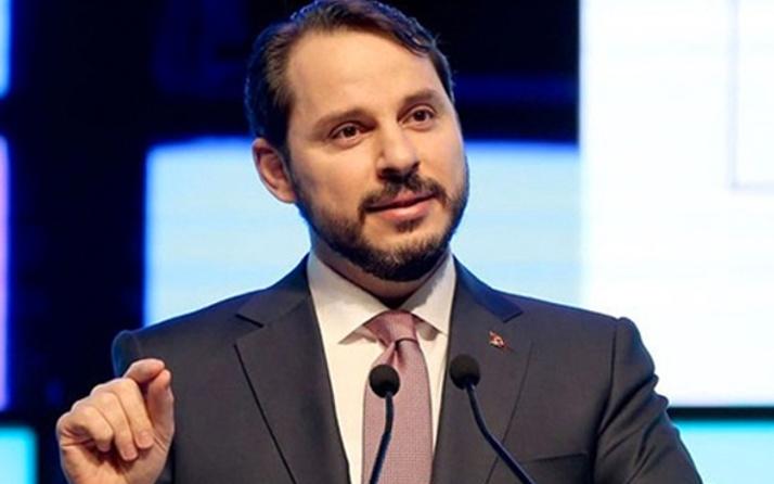 Berat Albayrak'tan bütçe açıklaması 'Sıkı duruşun sonucu'