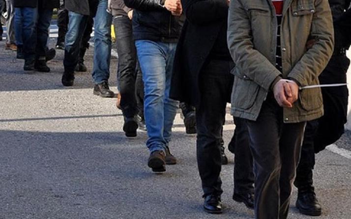 Kayseri Adliyesi'ne düzenlenen FETÖ operasyonunda 17 gözaltı!