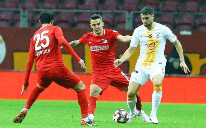 Galatasaray Keçiörengücü Türkiye Kupası maçı golleri ve geniş özeti