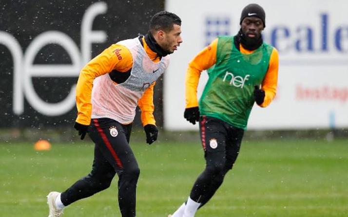 Belhanda'dan Galatasaray'a iyi haber