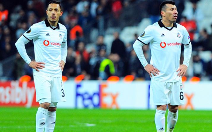 Beşiktaş 2 yıldır İstanbul deplasmanında gülemiyor