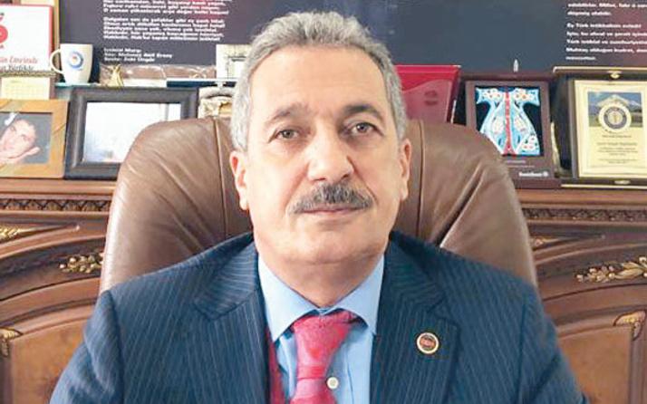 Ağrı'da AK Partili belediye başkanına kaset kumpası