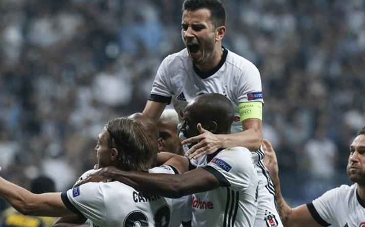 Beşiktaş'ın hazırlık maçı oynayacağı takımlar belli oldu