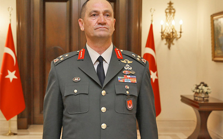 2. Ordu Komutanı Metin Temel'e yeni görev Erdoğan imzaladı