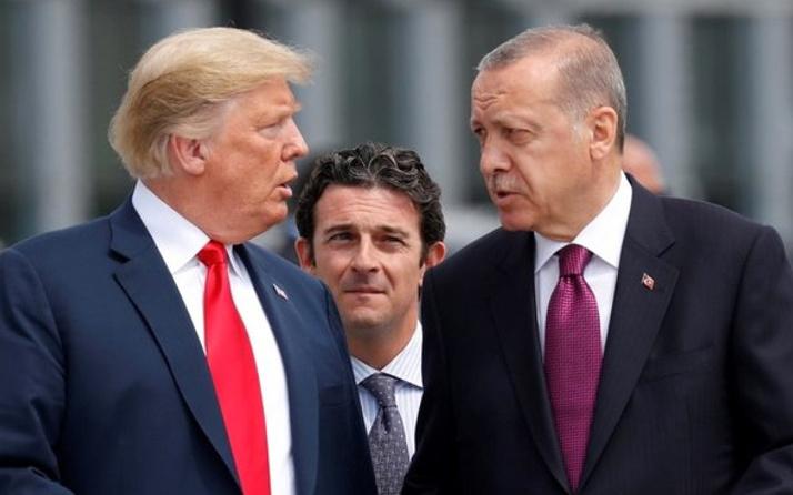 Trump Suriye'de Türkiye'ye 'tampon bölge' vermeye hazırlanıyor