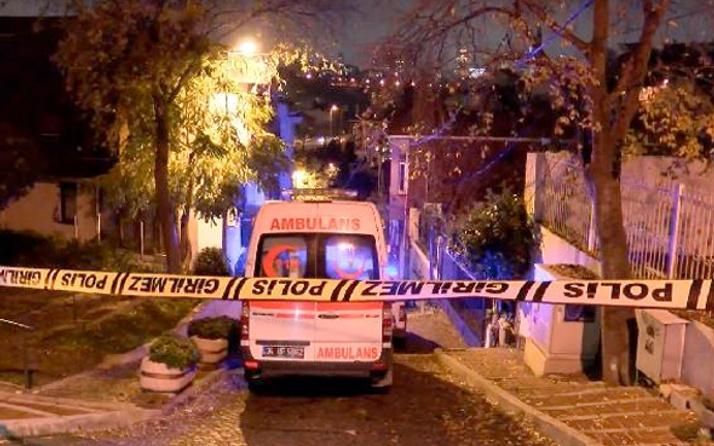 Beşiktaş'ta silahlı kavga: 1 ölü 1 yaralı