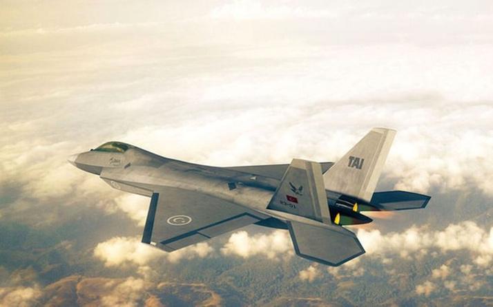 Milli Savaş Uçağı rüzgar tünelinde F-16'ların yerini alacak