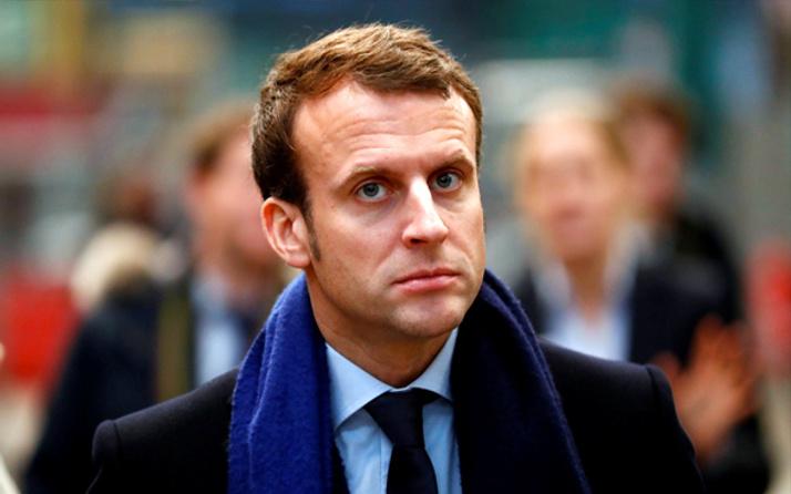 Halk Macron'a artık güvenmiyor