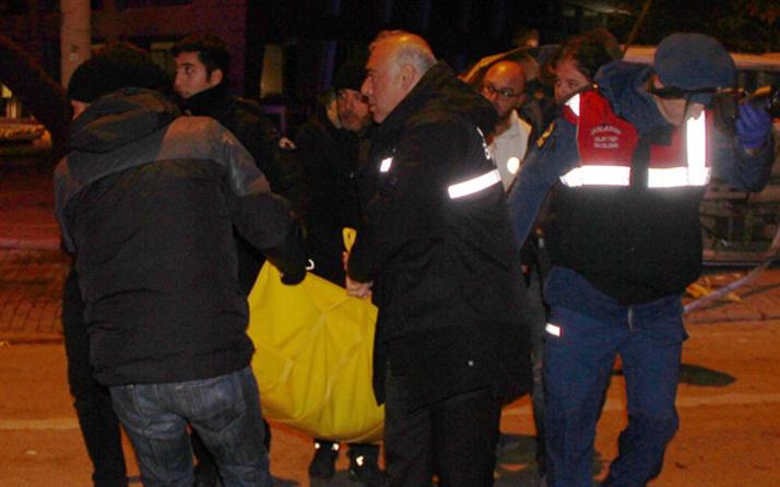 Konya'da 1 polis şehit oldu! 2'si polis 4 kişi yaralandı