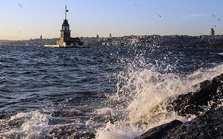 Marmaraya sıcak  hava geliyor 4 derece artacak