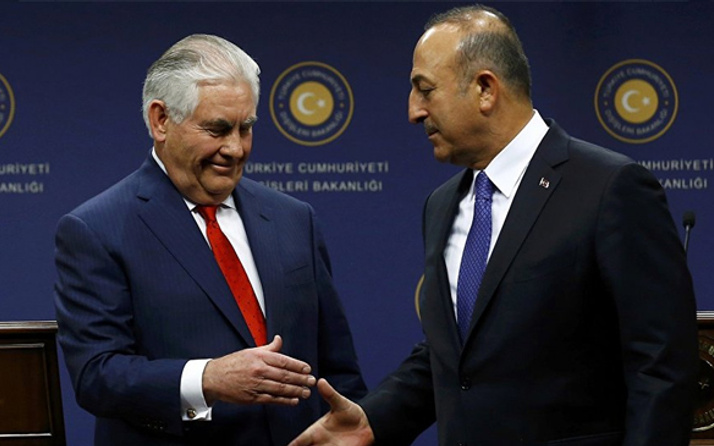 Perşembe günü ABD ile herşey bitebilir Çavuşoğlu dedi ki...