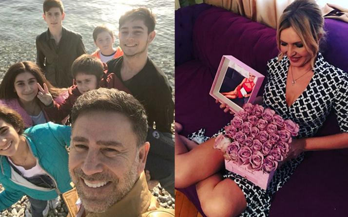 İzzet Yıldızhan'dan bomba 10. çocuk ve Seda Akgül ifşası