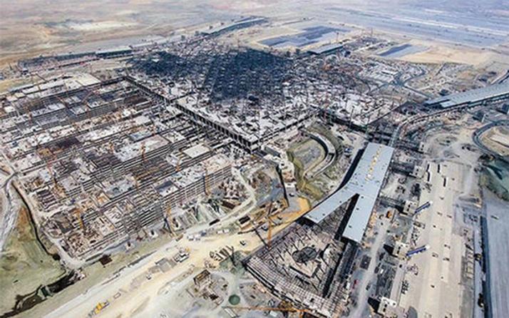 3. Havalimanı inşaatında hayatını kaybeden işçi sayısı açıklandı!