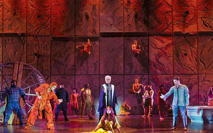 Notre Dame de Paris müzikali 9 Mart'ta İstanbul'da sahnelenecek