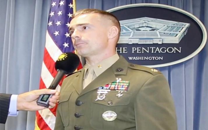 ABD'li binbaşıdan çıldırtan Afrin açıklaması