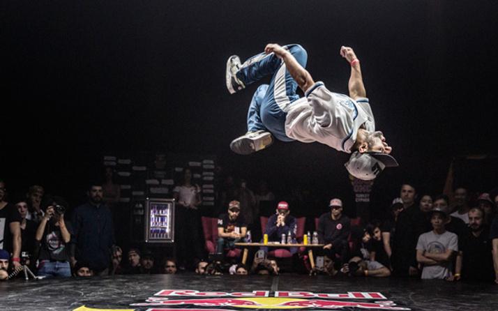 Dünyanın en prestijli break dans şampiyonası İzmir'e geliyor!