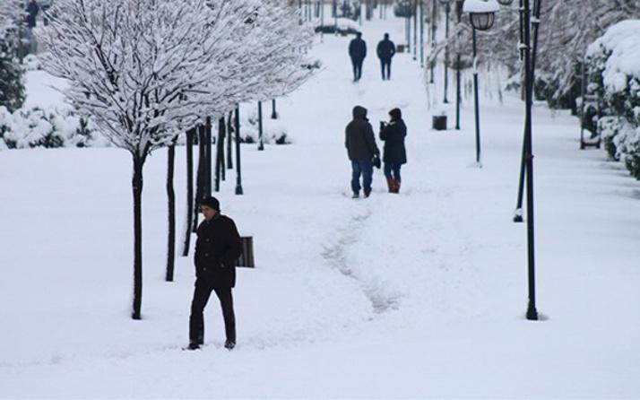 Kütahya haritalı hava durumu kar geliyor