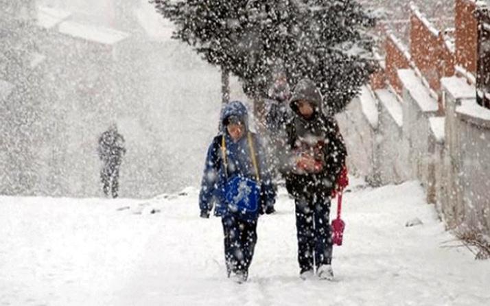 Eskişehir kar başlıyor yeni hava durumu nasıl?
