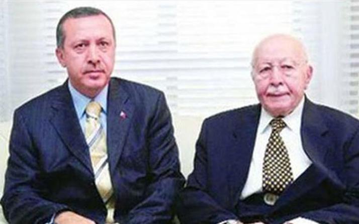 Cumhurbaşkanı Erdoğan'dan Erbakan mesajı